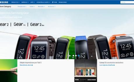 Samsung España estrena su tienda online oficial, Samsung E Store.
