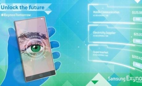 Galaxy Note 4 podría traer escáner de retina