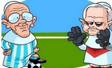 Los mejores memes de la final del Mundial: Brasil y Alemania