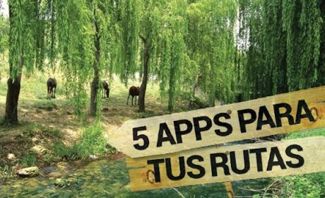 Las mejores apps para rutas y excursiones