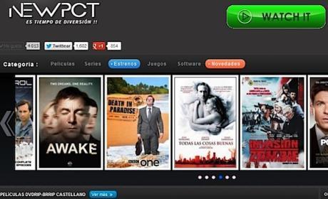 Se levanta el bloqueo a NewPCT y otras webs de descargas