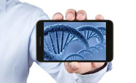 Análisis de ADN y más, en las pantallas móviles del futuro