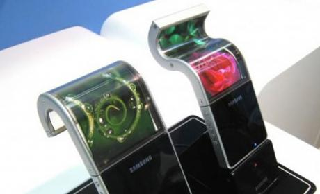 Samsung Galaxy Note 4 Pantalla flexible