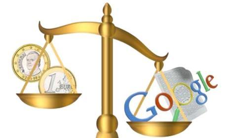 tasa google, canon aede