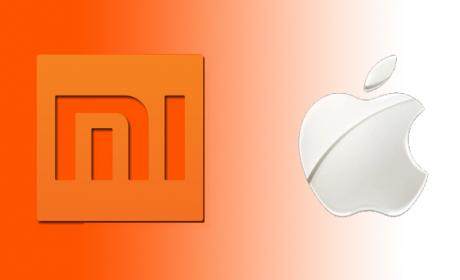 """Xiaomi no copia a Apple"""