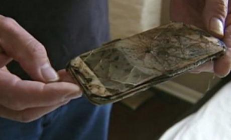 Samsung Galaxy S4 se incendia