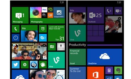 actualización windows phone 8.1