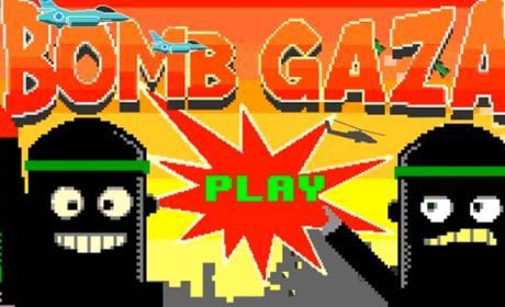 'Bomb Gaza': así es el desagradable juego de Google Play