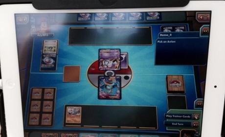 Pokémon Trading Card Game, el primer juego de Nintendo para iPad, es oficial.