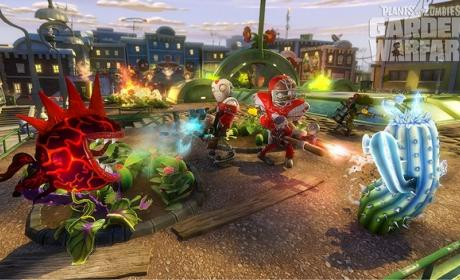 Juega gratis a Plants vs. Zombies Garden Warfare en Origin.