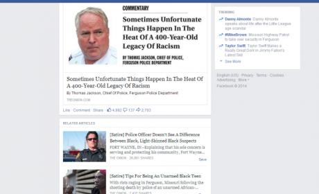 satira facebook noticia