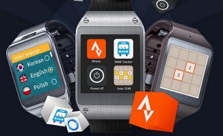 Las 5 mejores apps para tu smartwatch Samsung Gear.