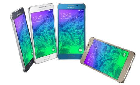 Samsung Galaxy Alpha, muestra su diseño metálico en IFA 2014