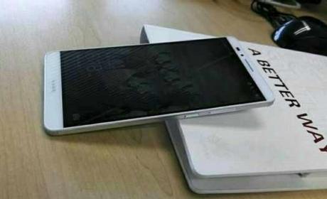 Se desvela el phablet Huawei Ascend Mate 7 con pantalla de 6 pulgadas. ¡Enorme!