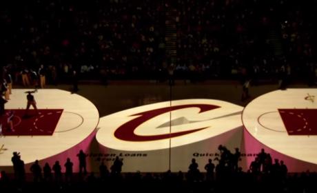Campo NBA Holograma Juego