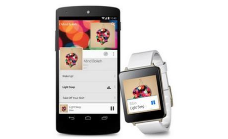 Oferta Nexus 5 y LG G Watch, con 80€ de descuento en Google Play