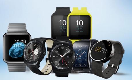 Apple Watch frente al resto de smartwatches Android