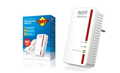 FRITZ! Powerline 1000 E presentado oficialmente en IFA 2014