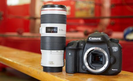 canon EOS 7D Mark II  PowerShot GX7