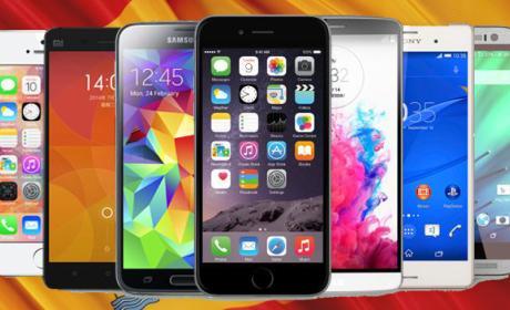 España, entre los mayores consumidores de móviles del mundo