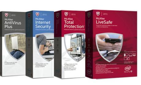 Nuevas soluciones de seguridad de McAfee