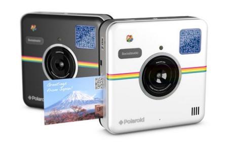 Polaroid Socialmatic, cámara estilo Instagram, imprime fotos