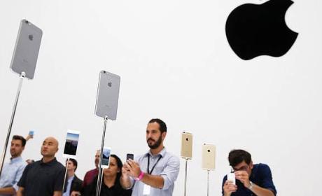 presentación de los nuevos iPhone 6 y 6 Plus  y Apple Watch