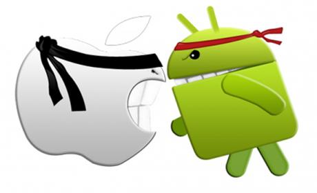 android vs iphone 6