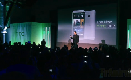 HTC Presentación en Streaming