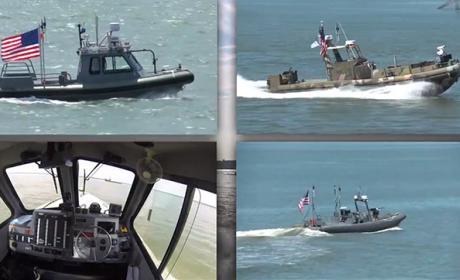 Drones Marítimos
