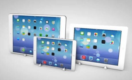 Crecerá la familia del iPad de Apple?