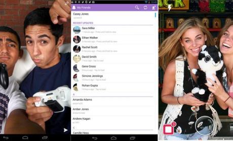 Miles de fotos y vídeos íntimos de Snapchat, la mayoría de menores de edad, en 4chan. Comienza The Snappening.