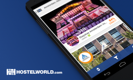 android hostelworld