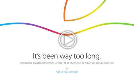 Sigue la Keynote de Apple en directo