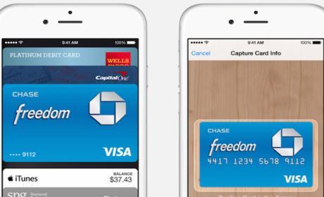 Apple Pay ya está funcionando