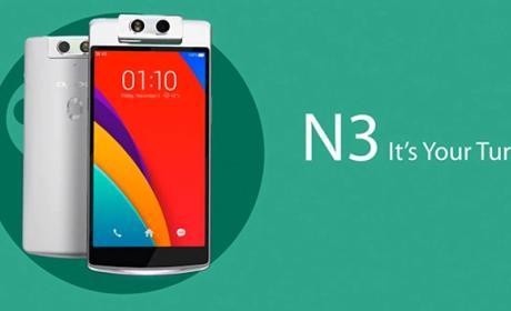 Oppo presenta su Oppo N3