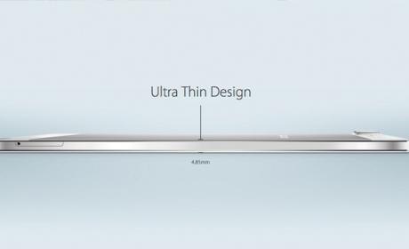 Oppo R5: presentado el smartphone más delgado del mercado