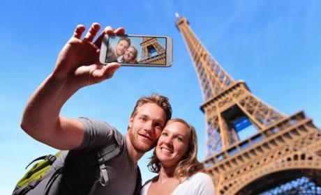 Un selfie en la Torre Eiffel podría salirte caro, muy caro