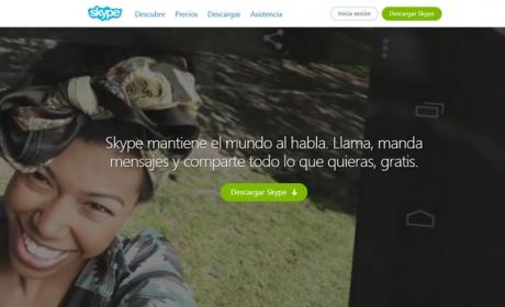 Skype for Web, Microsoft estrena Skype en el navegador.