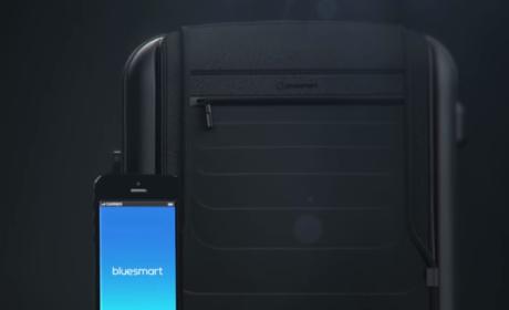Así es BlueSmart, la primera maleta inteligente del mundo
