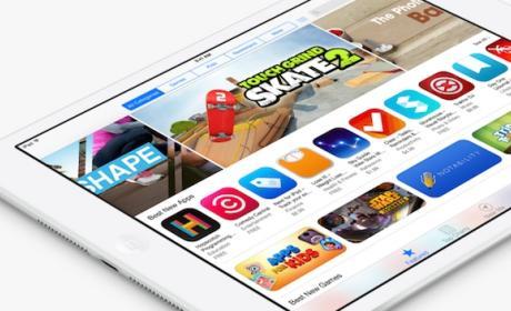 """Apple cambia """"gratis"""" por """"obtener"""""""
