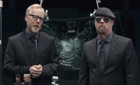 MythBusters explica ciencia detrás de Gorilla Glass 5