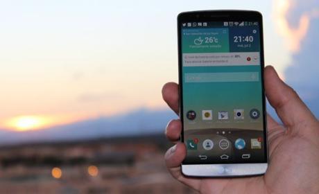 El LG G4 podría tener pantalla curvada y tener resolución 4K