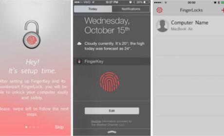 Nueva app desbloquea Mac con TouchID