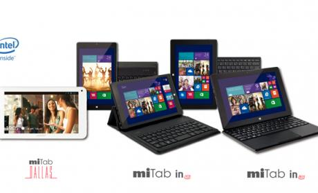 Wolder presenta tres nuevos tablets con procesador Intel
