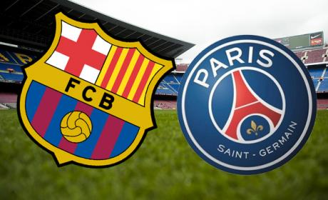 Ver online el FC Barcelona - PSG de Champions
