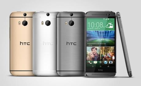 HTC One M8 y M7 fallo en la llamada