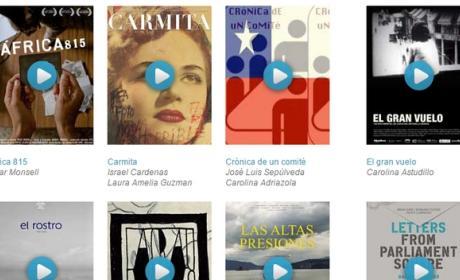 Películas online gratis en Internet durante quince días en el festival online Márgenes.