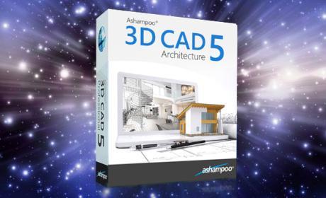 Ashampoo 3D CAD Architecture 5, diseña tu hogar en 3D
