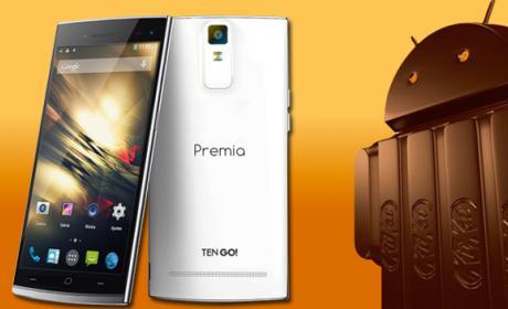 Premia 500 y Premia 550, así son los nuevos móviles TenGO!